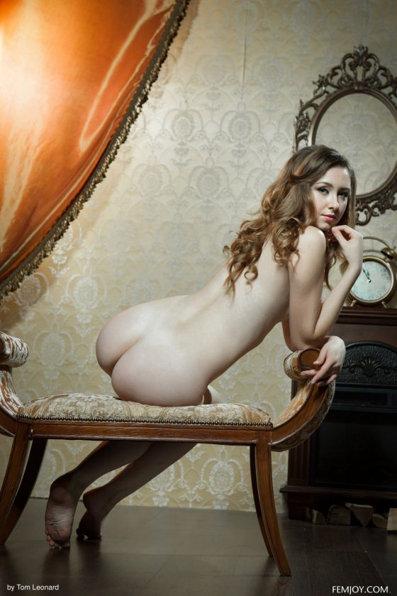 Dara W Nude In Lithe And Lovely Femjoy Model Pics
